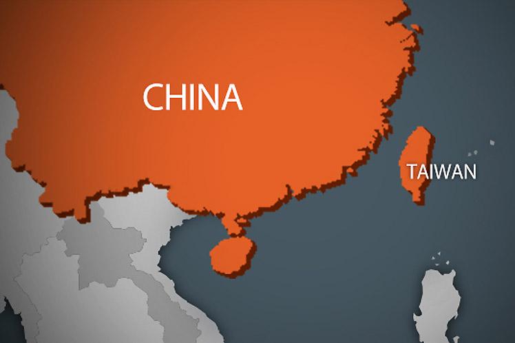 CHINA NO TIENE QUE ASUSTAR CON INVADIR TAIWÁN: ES CHINA